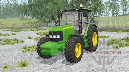 John Deere 5080R washable для Farming Simulator 2015