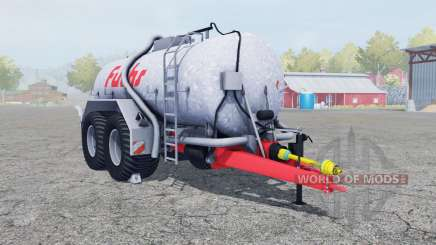 Fuchs 18500l для Farming Simulator 2013