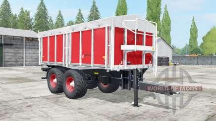 Kroger TKD 302 paint options для Farming Simulator 2017