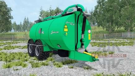 Samson PGII-series для Farming Simulator 2015