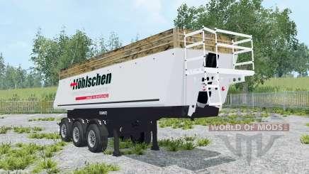 Schmitz Cargobull S.KI 24 SL для Farming Simulator 2015