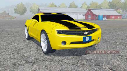 Chevrolet Camaro 2006 для Farming Simulator 2013