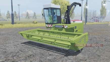 Fortschritt E 281-E для Farming Simulator 2013