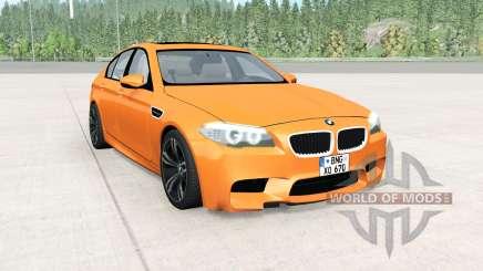 BMW M5 (F10) 2011 для BeamNG Drive