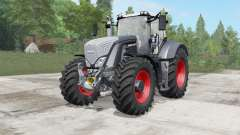 Fendt 930-939 Vario Black Bᶒauty для Farming Simulator 2017