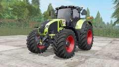Claas Axion 920-950 USA для Farming Simulator 2017
