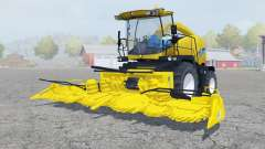 New Holland FR9050 ripe lemon для Farming Simulator 2013