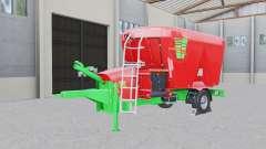 Strautmann VM 1801 Double для Farming Simulator 2017