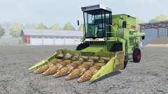 Claas Dominatoᶉ 85 для Farming Simulator 2013
