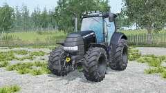 Case IH Puma 160 CVX eerie black для Farming Simulator 2015