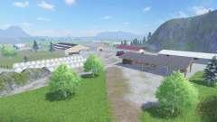 Freeland v1.1 для Farming Simulator 2013