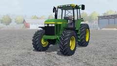 John Deere 7810 add weight для Farming Simulator 2013