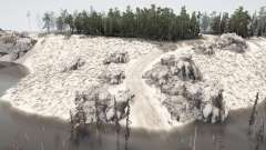 Sandy Island для MudRunner