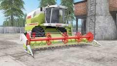 Claas Dominator 208 Mega june bud для Farming Simulator 2017