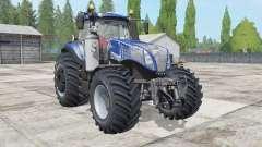 New Holland T8.320-435 Blue Power для Farming Simulator 2017