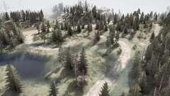 Змеиные тропы для MudRunner