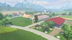 Lindenau для Farming Simulator 2013