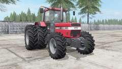 Case IH 1455 XL deep carmine pink для Farming Simulator 2017