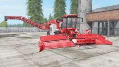 Holmer Terra Felis 2 eco для Farming Simulator 2017