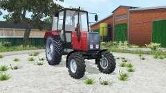 МТЗ-920 Беларус красный окрас для Farming Simulator 2015