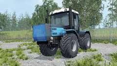 ХТЗ-17221-21 умеренно-голубой окрас для Farming Simulator 2015