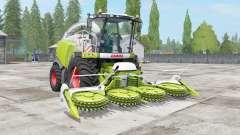 Claas Jaguar 960-980 для Farming Simulator 2017