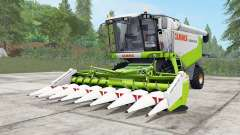 Claas Lexion 530 sheen green для Farming Simulator 2017