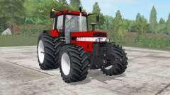 Case IH 1455 XL Michelin tires для Farming Simulator 2017