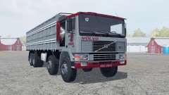 Volvo F12 8x8 для Farming Simulator 2013