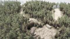 Laidback Valley для MudRunner