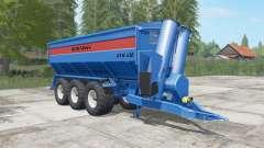 Bergmann GTW 430 lochmara для Farming Simulator 2017