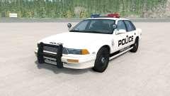 Gavril Grand Marshall Firwood Police для BeamNG Drive