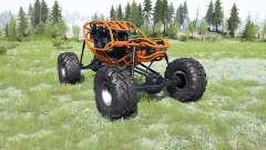 Rock Crawler для MudRunner