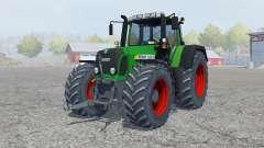 Fendt 820 Vario TMS HQ textures для Farming Simulator 2013