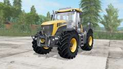 JCB Fastrac 3200-3230 Xtra Michelin tires для Farming Simulator 2017
