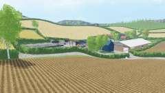 Higher Hills v2.4 для Farming Simulator 2015