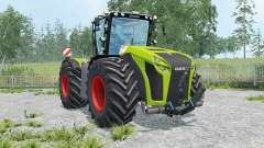 Claas Xerion 5000 Trac VC washable для Farming Simulator 2015