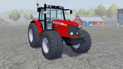 Massey Ferguson 7480 для Farming Simulator 2013