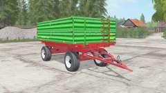 Pronar T653-2 vivid malachite для Farming Simulator 2017