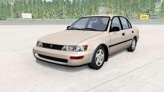 Toyota Corolla sedan 1993 для BeamNG Drive