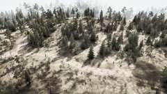 Леспромхоз 43 для MudRunner