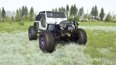 Jeep Wrangler Unlimited Rubicon (TJ) 2005 для MudRunner