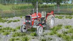 Massey Ferguson 255 without cab для Farming Simulator 2015