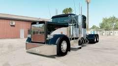 Peterbilt 379 Flat Top для American Truck Simulator