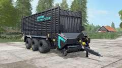 Strautmann Tera-Vitesse CƑS 5201 DO для Farming Simulator 2017