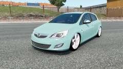 Opel Astra (J) для Euro Truck Simulator 2