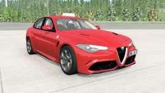 Alfa Romeo Giulia Quadrifoglio (952) для BeamNG Drive
