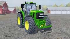 John Deere 7530 Premium front loadeᶉ для Farming Simulator 2013