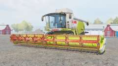 Claas Lexion 750 dirt для Farming Simulator 2013