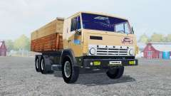 КамАЗ-53212 мягко-оранжевый окрас для Farming Simulator 2013